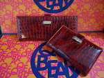 QQ PORTACHEQ 001 MONEDERO 002 RED