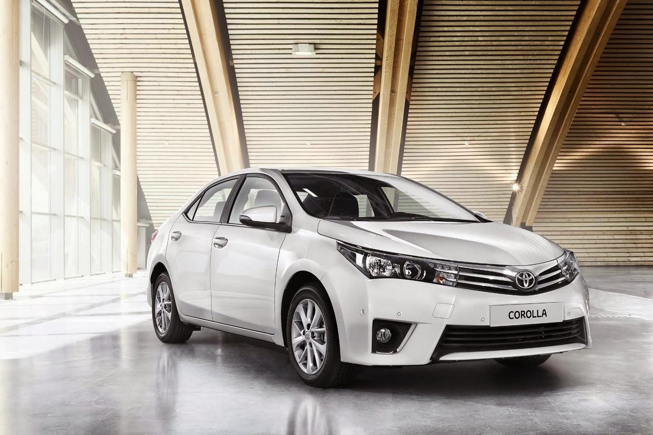 Toyota corolla xli gli new shape model 2014 hd wallpapers pics images