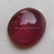 Batu Permata Merah Delima Ruby - SP941