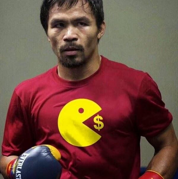 Manny Pacquiao Ternacam Penjara