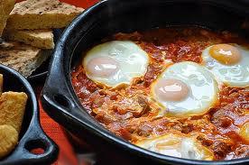 idée de plat facile idée de recette simple et facile   Chakchouka   Plat rapide et  idée de plat facile