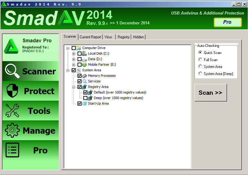 Download Smadav Pro 9.9.1 Terbaru 2015 Gratis