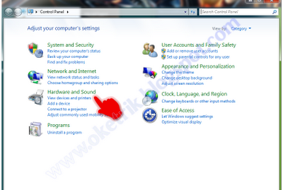 Cara Disable Autoplay atau Autorun pada Windows 7