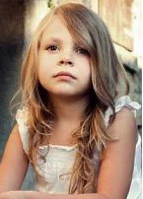 model potongan rambut panjang anak perempuan 21055879