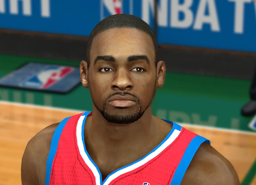 NBA 2K14 Elliot Williams Face Mod