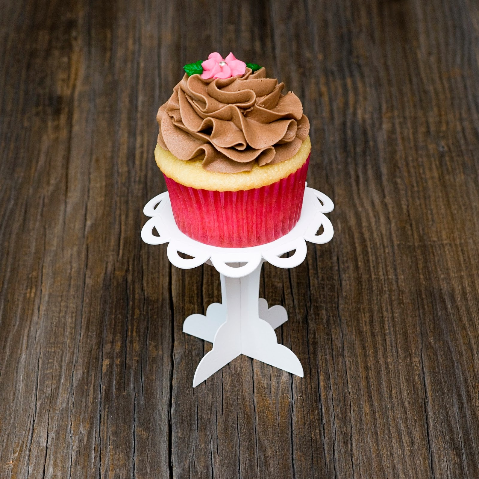 Paper Cupcake Stands