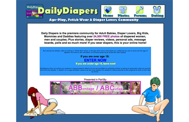 Daily diapers forums