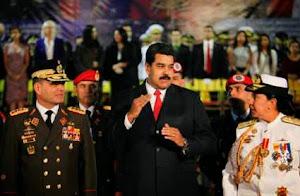 PASANDO LA HOJA / Maduro y los militares