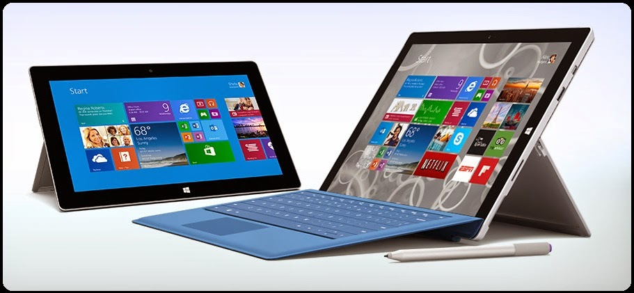 Microsoft Introduced Surface Pro 3