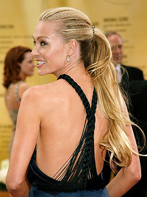 Celebrity Ponytail Pictures - Celeb Hairstyles