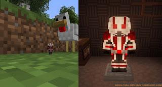 AntMan Mod para Minecraft 1.7.10