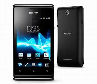 Harga handphone android Sony Xperia E C1505