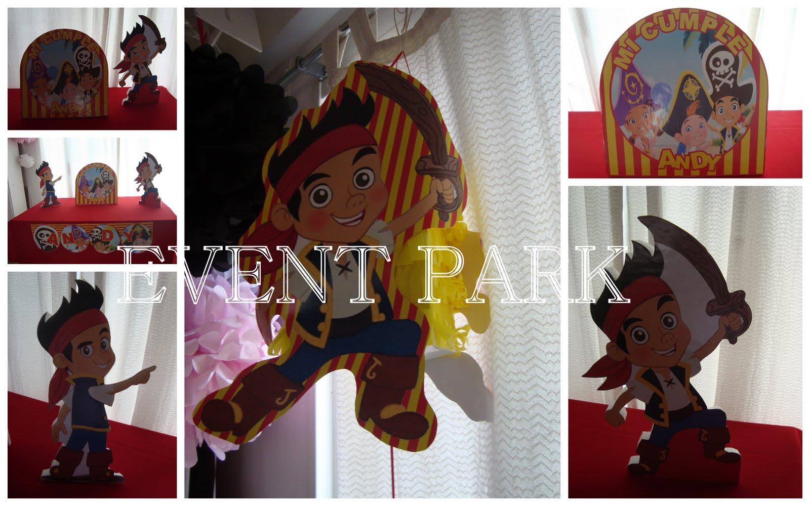 Decoraciones Jake Y Los Piratas Ajilbab Portal   World Baby Contest