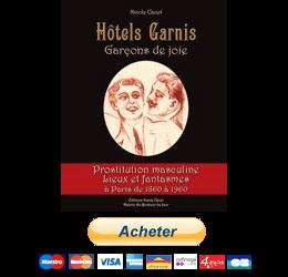 Hôtels Garnis - Garçons de Joie
