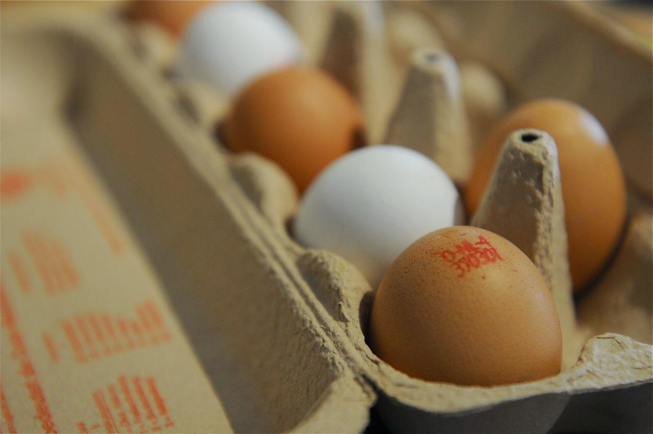 meike s cookbooks wachsweiche eier in kr uter senf sauce. Black Bedroom Furniture Sets. Home Design Ideas