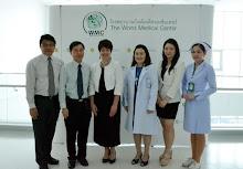 WMC ศูนย์จักษุเฉพาะทาง เป็นที่ยอมรับในระดับสากล
