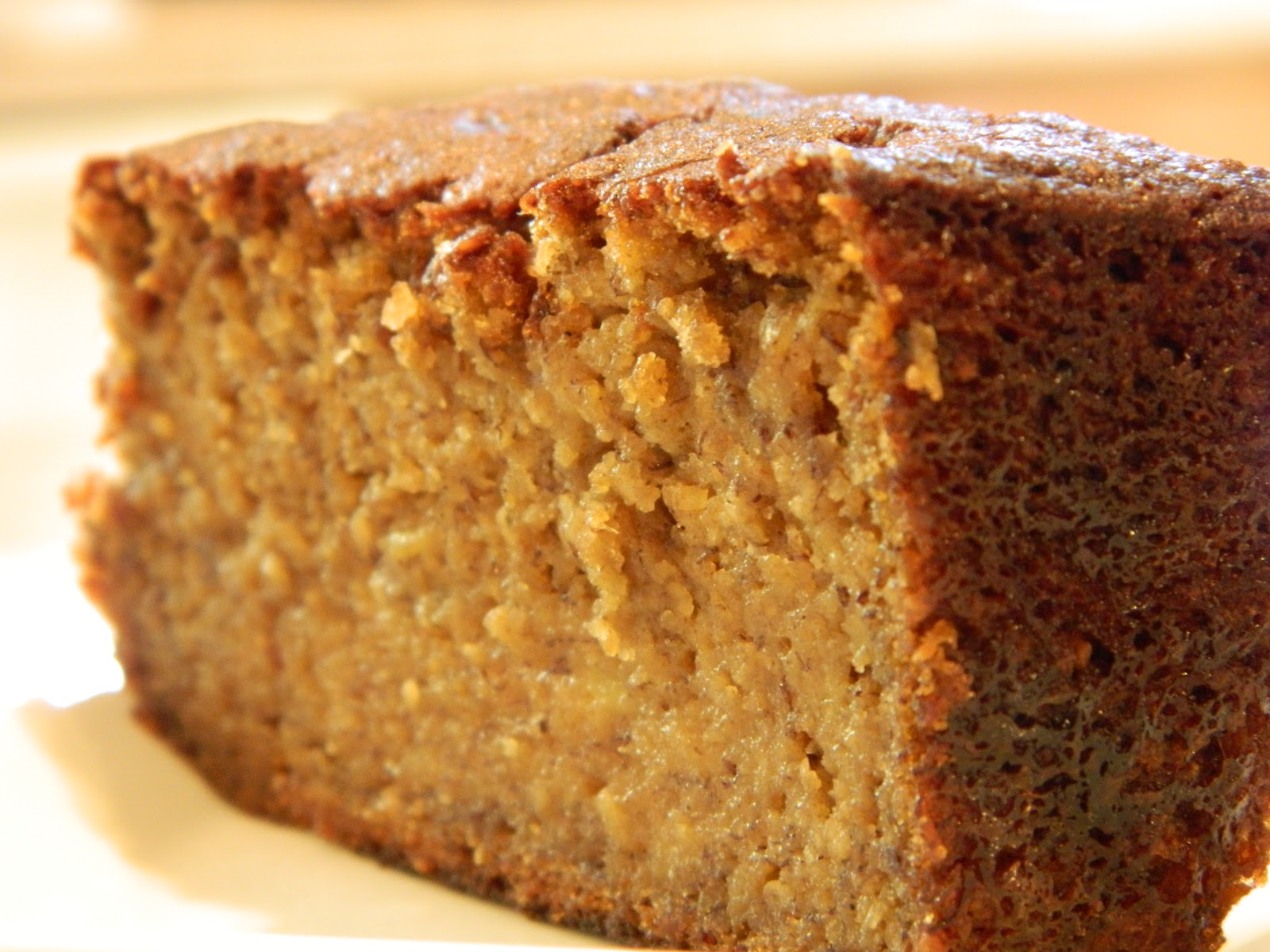 how to make banana bread with less sugar