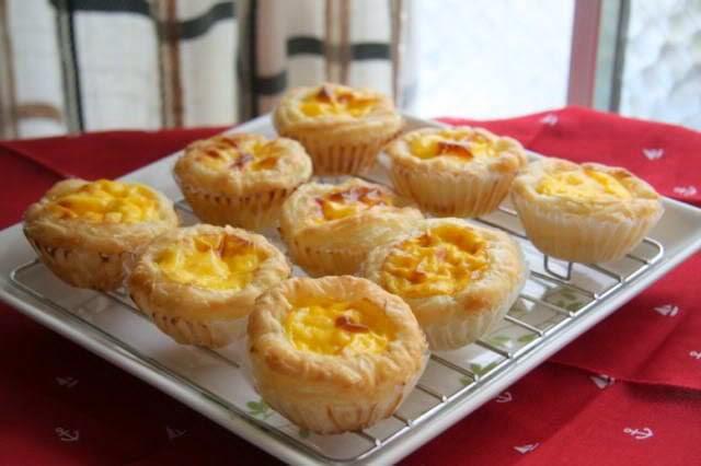 Egg Tart  - Bánh Tart Trứng