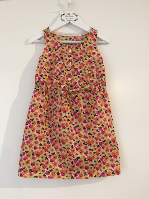 Mini Southport Dress, True Bias, Cotton Lawn