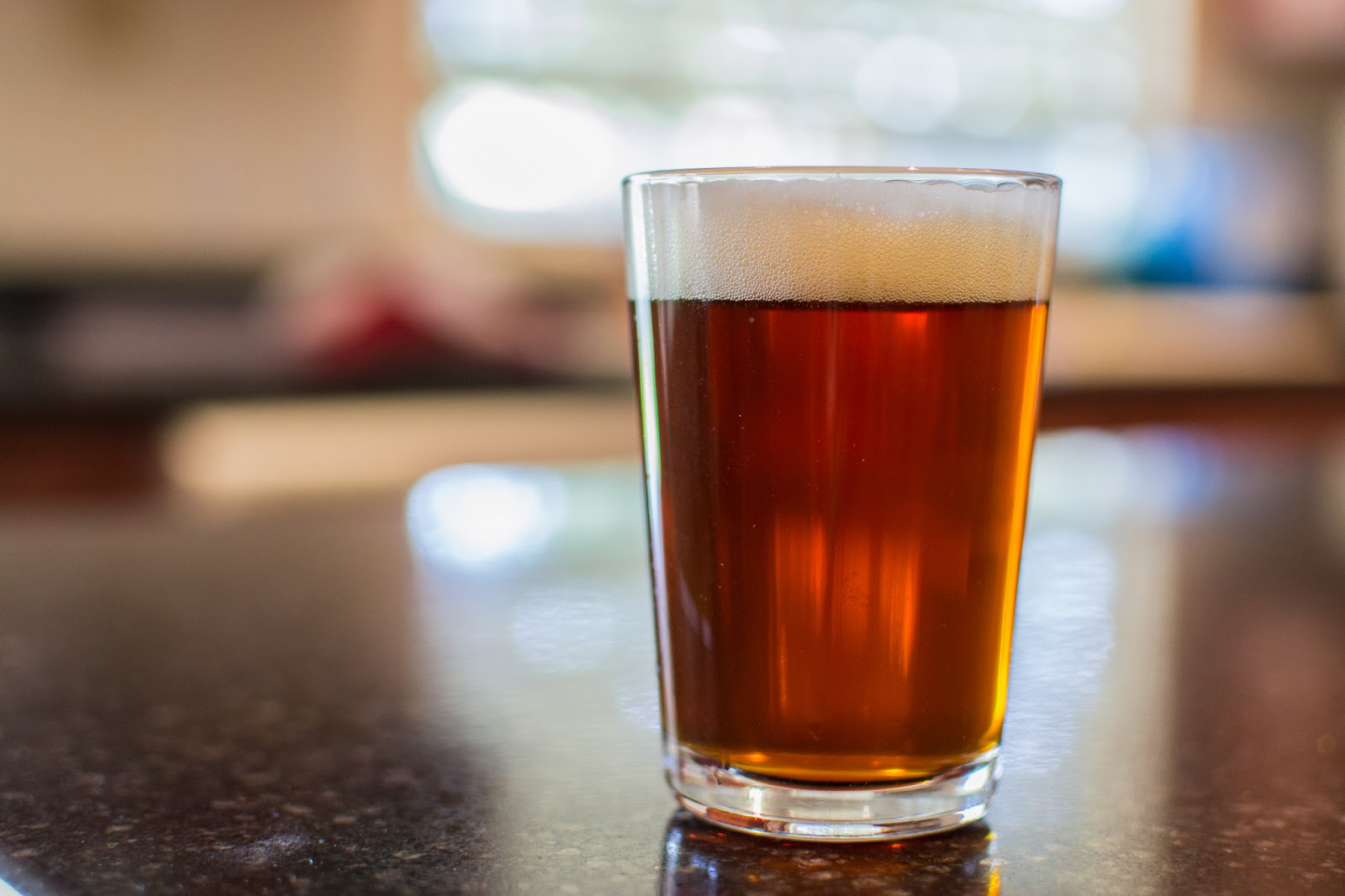 American Amber Ale | Bertus Brewery
