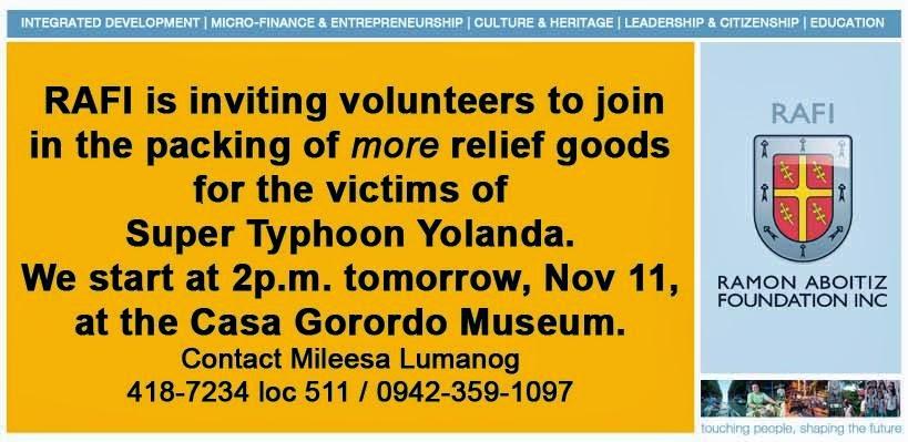 CebuOnlineTV-Yolanda-Donations-RAFI-Aboitiz