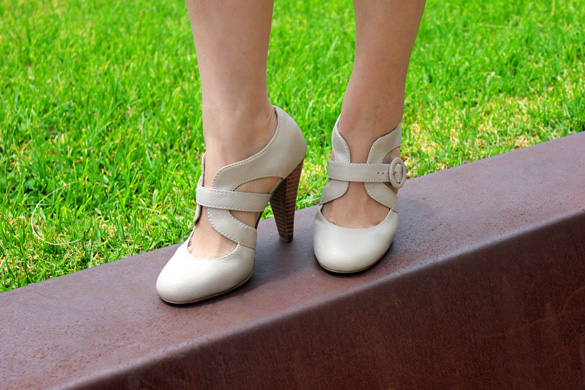 Mollini Nude Pumps