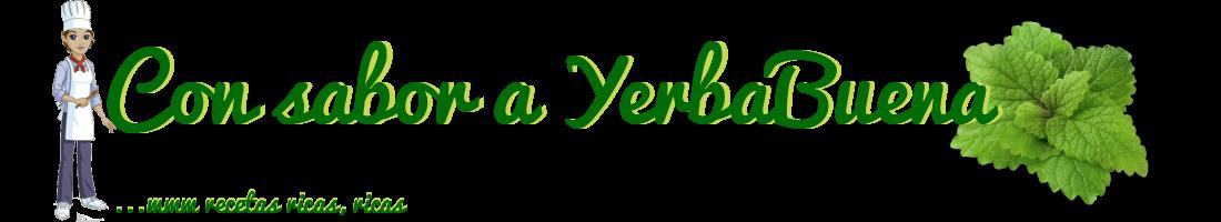Con sabor a YerbaBuena