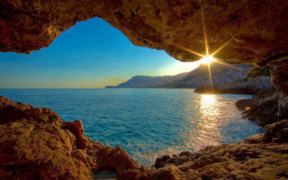 Beautiful ocean hideaway