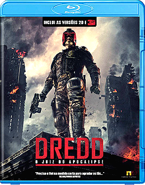 Filme Poster Dredd BDRip XviD Dual Audio & RMVB Dublado