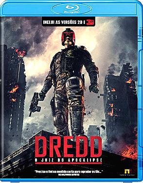 Filme Poster Dredd BDRip XviD Dual Audio & RMVB Dublado
