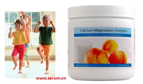 Calcium - Magnesium Complex bổ sung canxi và maghê Unicity