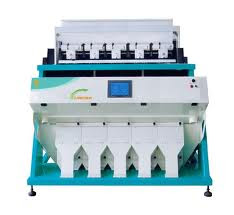 Color Sorter for grain, rice, pulses or Dal Mill