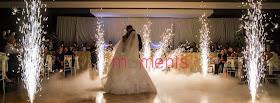 Πυροτεχνήματα Γάμου..!!