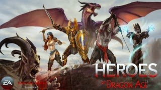 Download Game Heroes of Dragon Age Android APK 2013