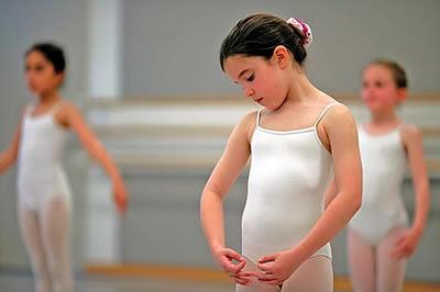 danças de crinças