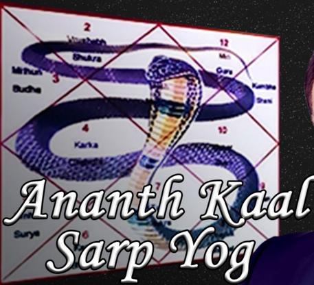Anant Kalsarp Dosh ke Ashubh Prabhavon se Mukti ke Upay