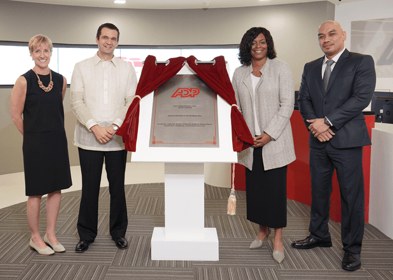 ADP Expanded In Alabang, Gets Inaugurated!