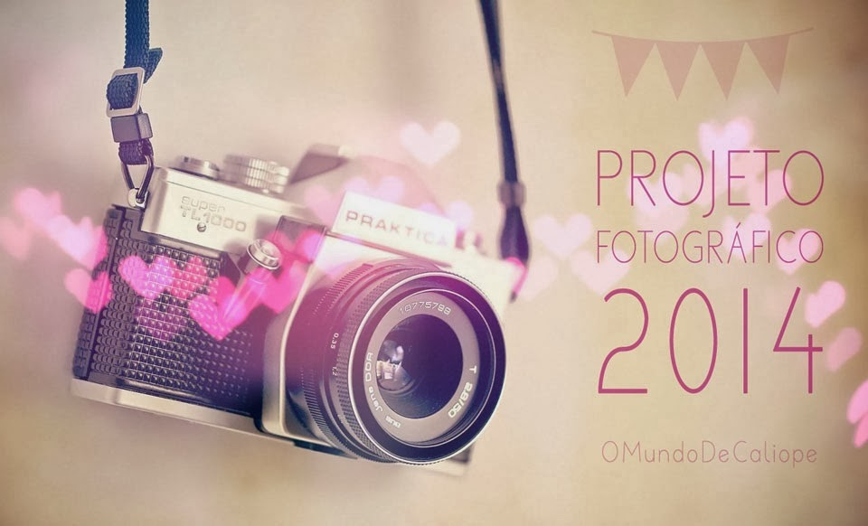 Projeto Fotográfico 2014, o mundo de caliope, fotografia