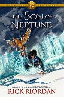 Livro Heróis do Olimpo: O Filho de Netuno Vol.2  (Rick Riordan)
