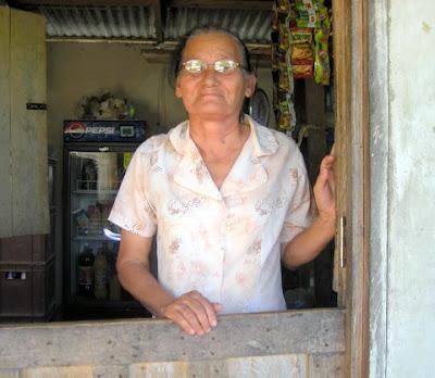 Elsa Gloria Ventura of Tripoli, Honduras