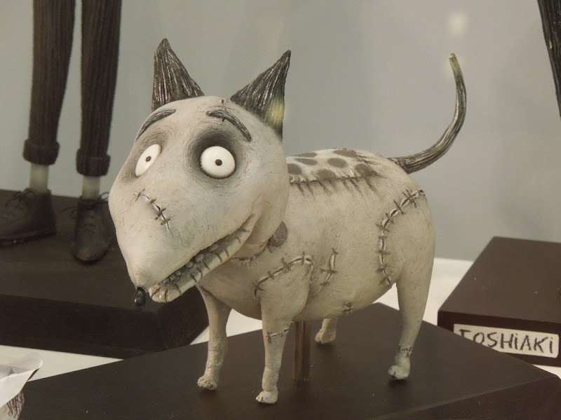 Frankenweenie Sparky puppet