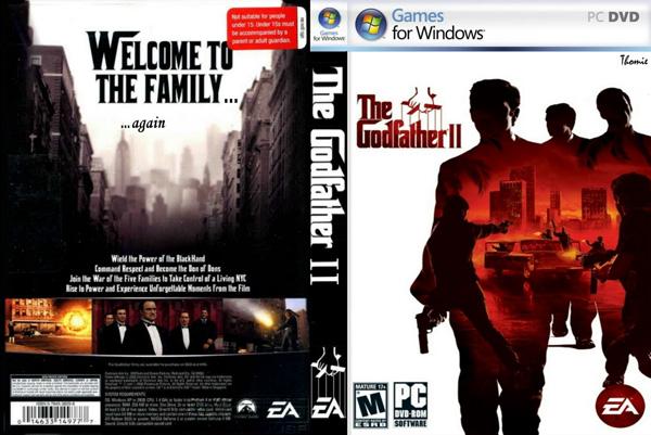 The Godfather 2 PC Serial Number - Juegos - Taringa!