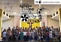 "Projeto ""Igreja no Cinema"" - Fotos"