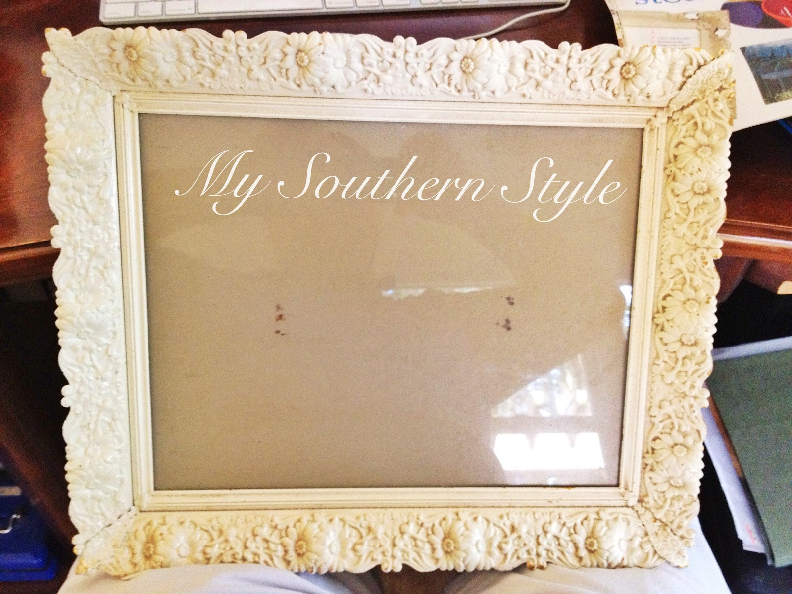 My southern style vintage picture frames jeuxipadfo Image collections