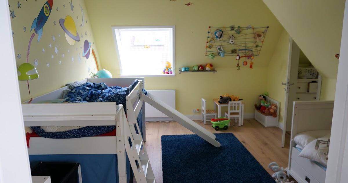 wir wollen nur spielen kinderzimmer f r 2 jungs. Black Bedroom Furniture Sets. Home Design Ideas