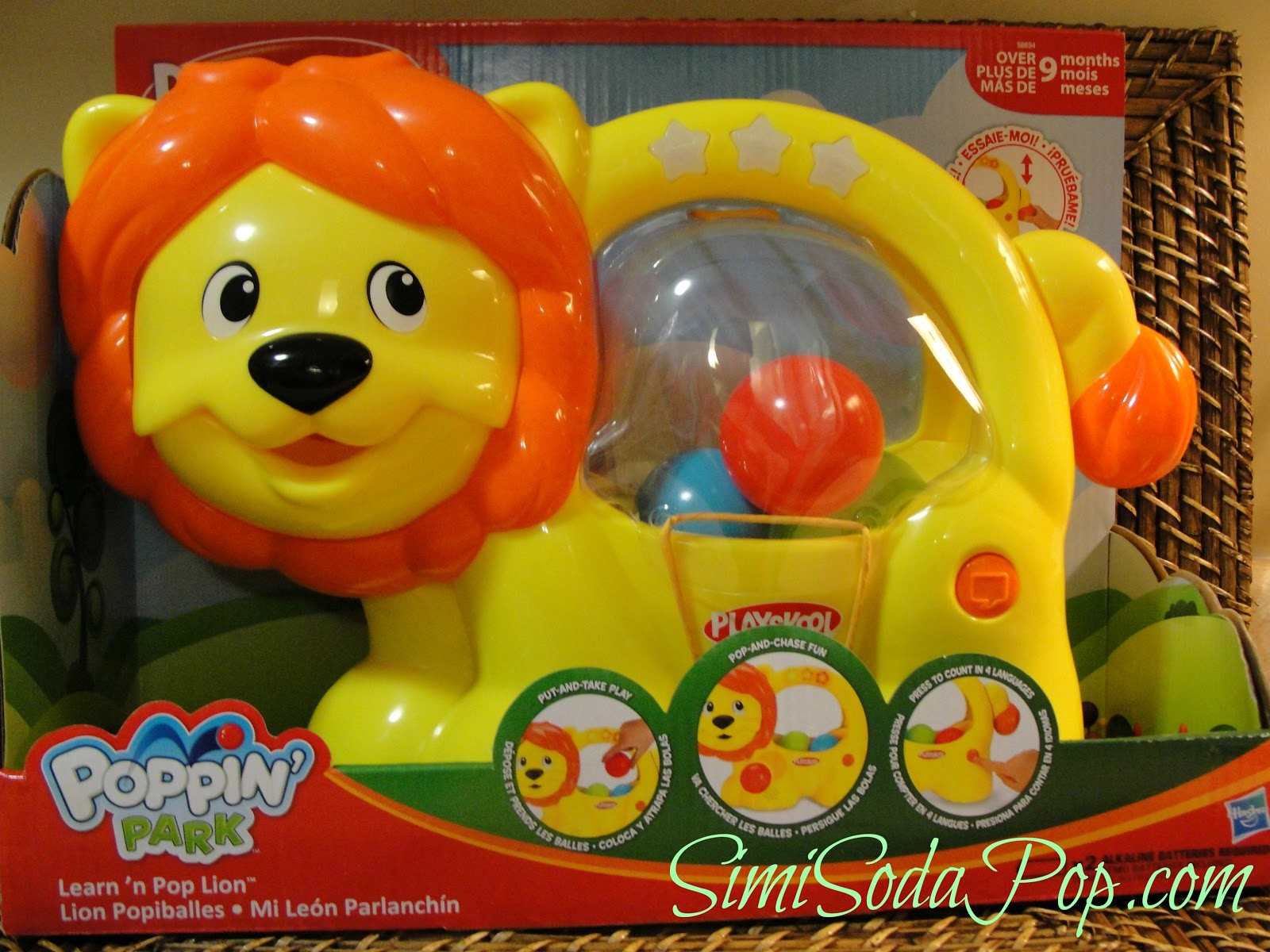 Playskool Toy Food : Simisodapop a refreshment of bubbly gossip beauty