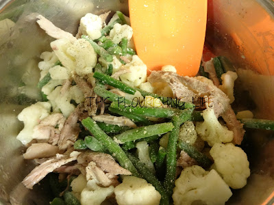 Leftover Turkey Stir-Fry Throw Together