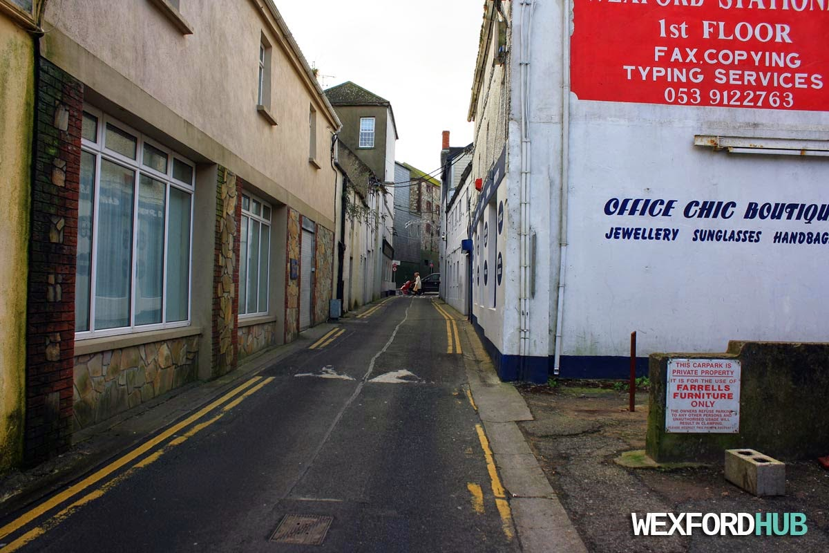 Cinema Lane, Wexford