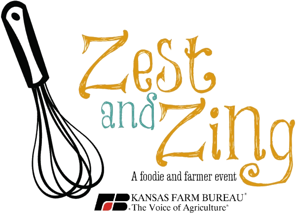 KS Farm Bureau Zest and Zing Event