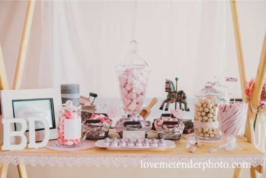 Mesa Dulce Candy Bar Happy Party